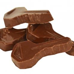 Small Chocolate Key