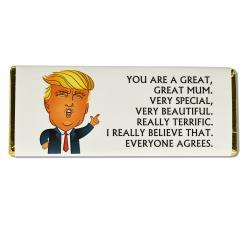 Donald Trump wrapper
