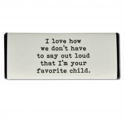 Favorite Child wrapper