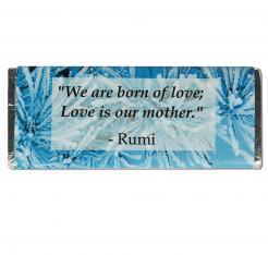 Inspirational Wrapper - Rumi
